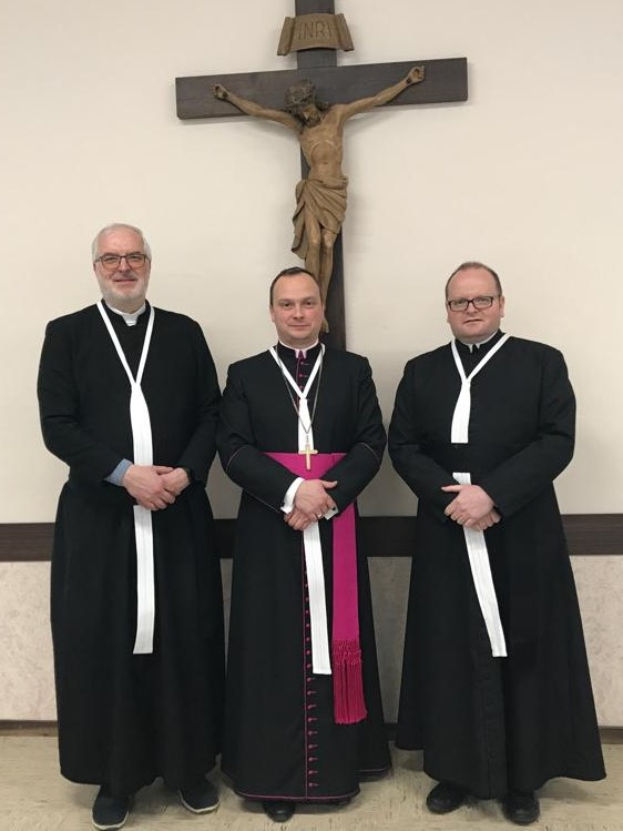 Pfarrmoderator Mag. Oliver Hartl zum Prior ernannt