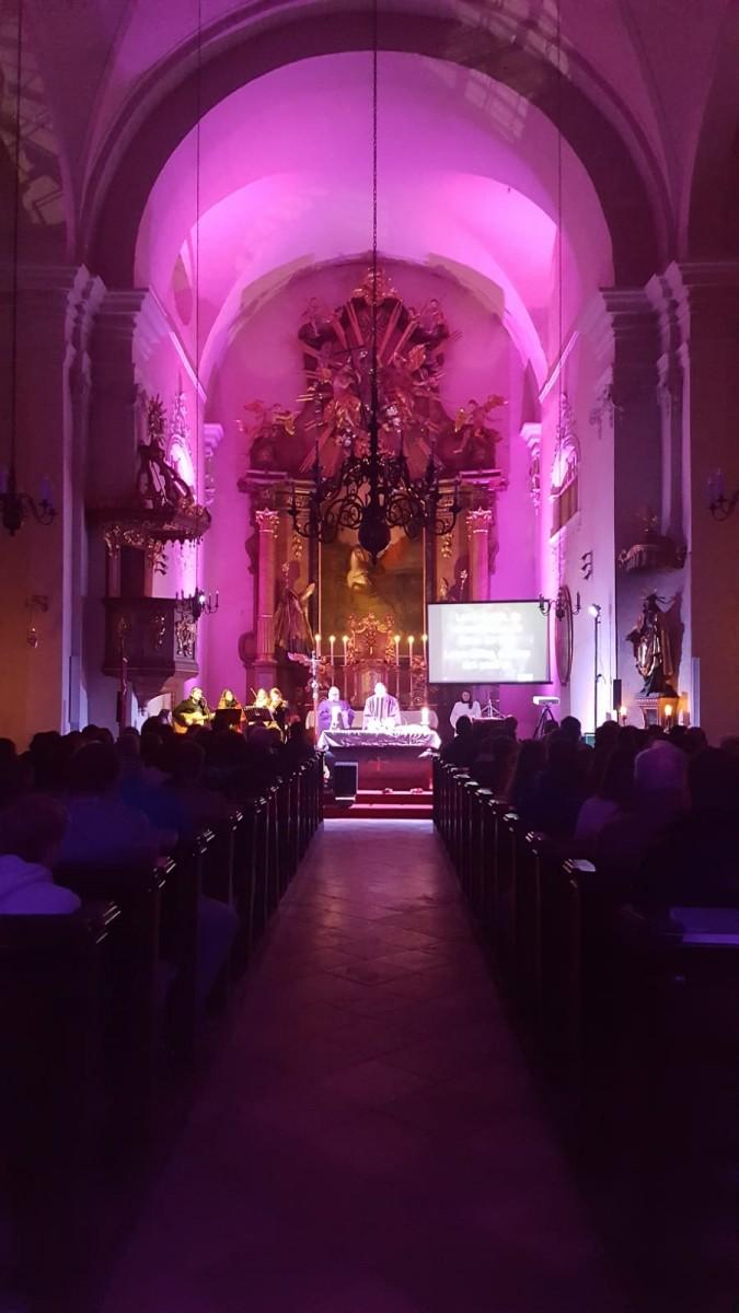 """""""Saturday Night Spirit"""" am 6. April 2019 in der Bergkirche Pitten"""
