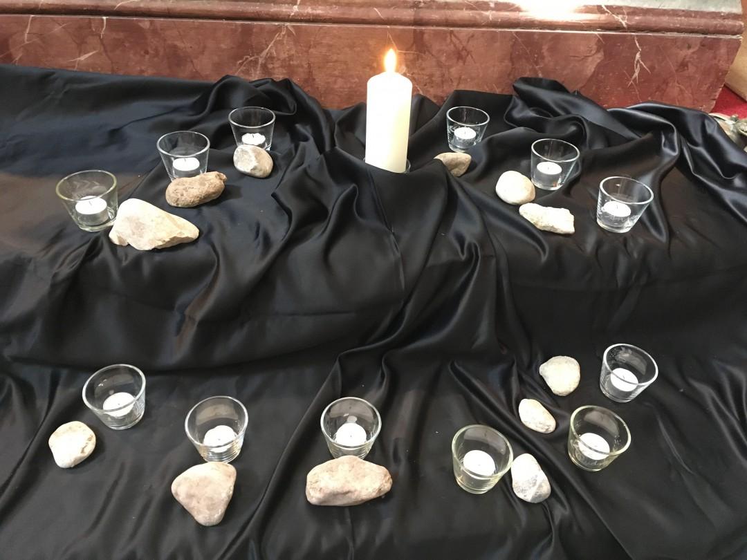 Karfreitag 2019 – Kinderwortgottesdienst zum Karfreitag in der Bergkirche