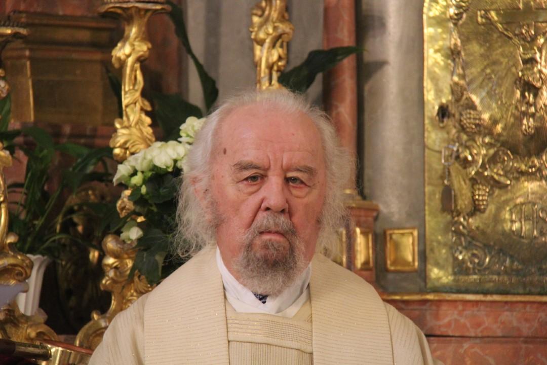 Goldenes Priesterjubiläum von Pfarrer i.R. KR Georg Oettl am 5. Mai 2019
