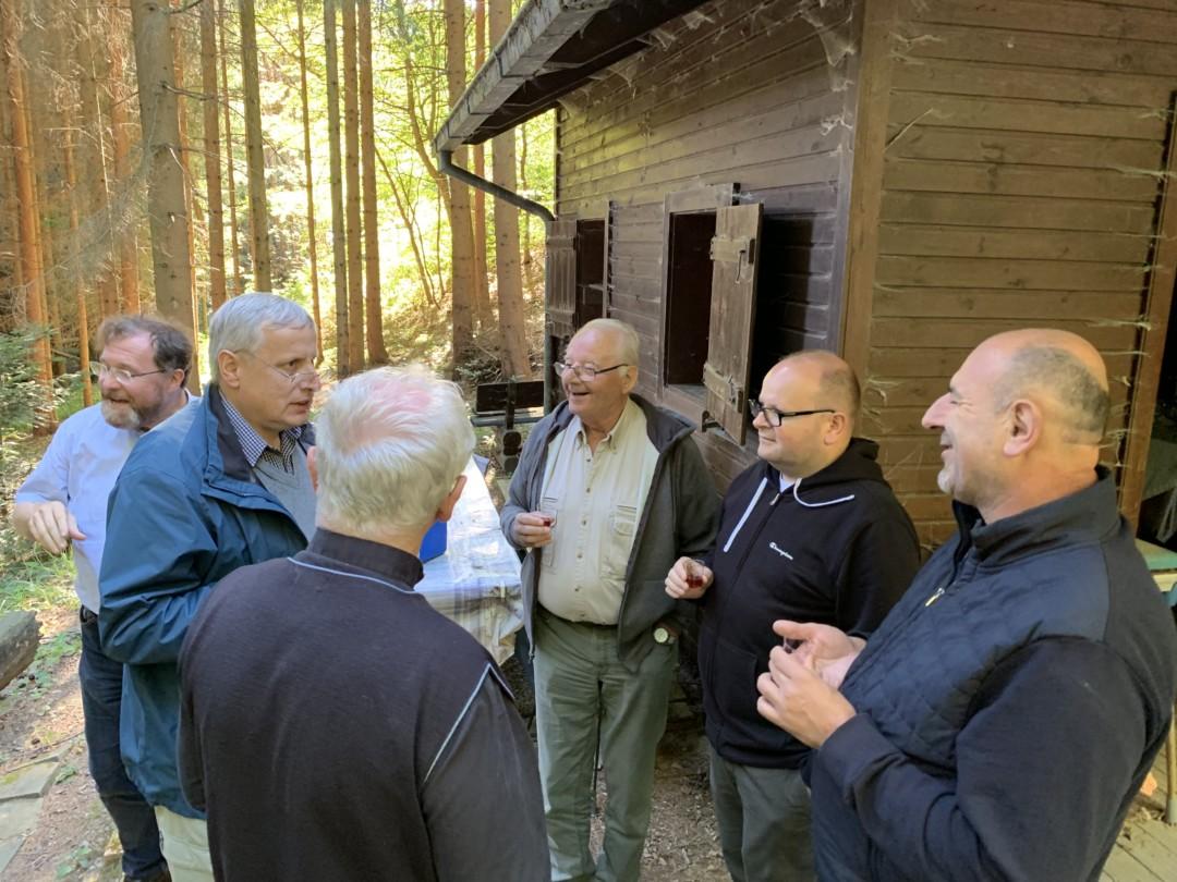 """""""Waldtag"""" in den stiftlichen und pfarrlichen Wäldern am 18. September 2019"""