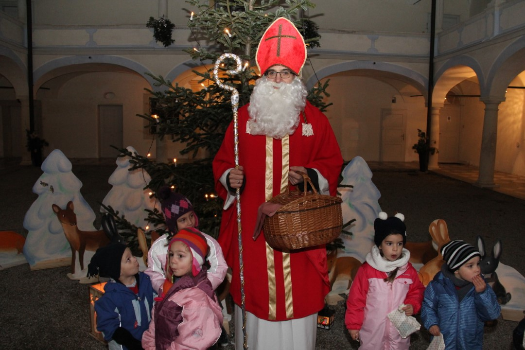 Wortgottesdienst zum hl. Nikolaus für Groß und Klein am 6. Dezember 2019