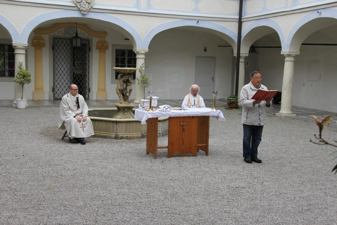 Erste öffentliche Gottesdienste am Sonntag, 17. Mai 2020, und Christi Himmelfahrt, 21. Mai 2020